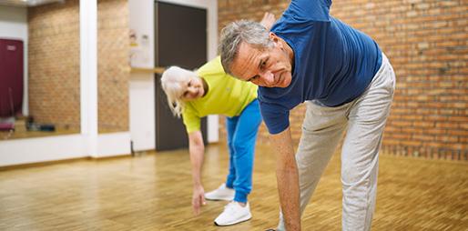 Ćwiczenia gibkości
